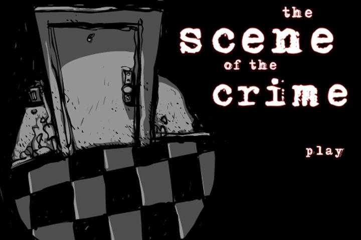 The Scene Of The Crime Walkthrough