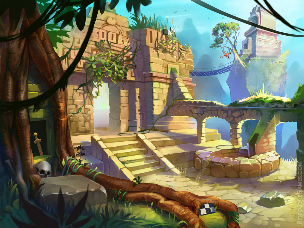 Adventure Escape: Hidden Ruins Walkthrough