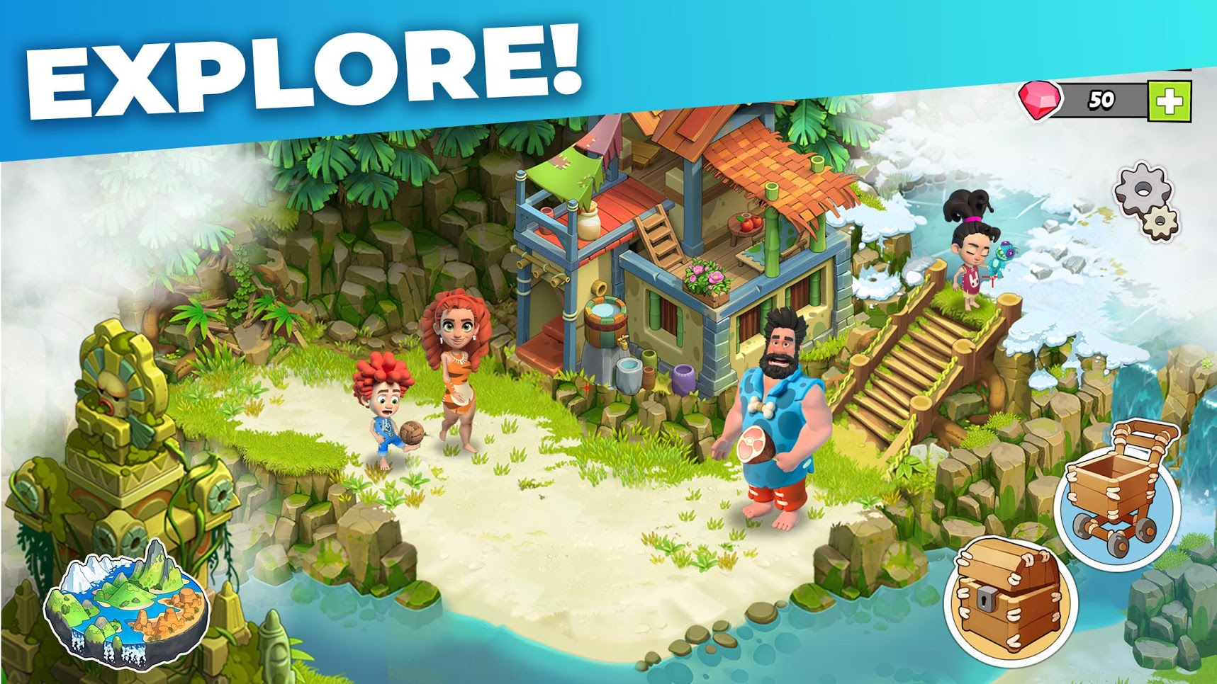 Family Island – Farm Game Adventure Walkthrough