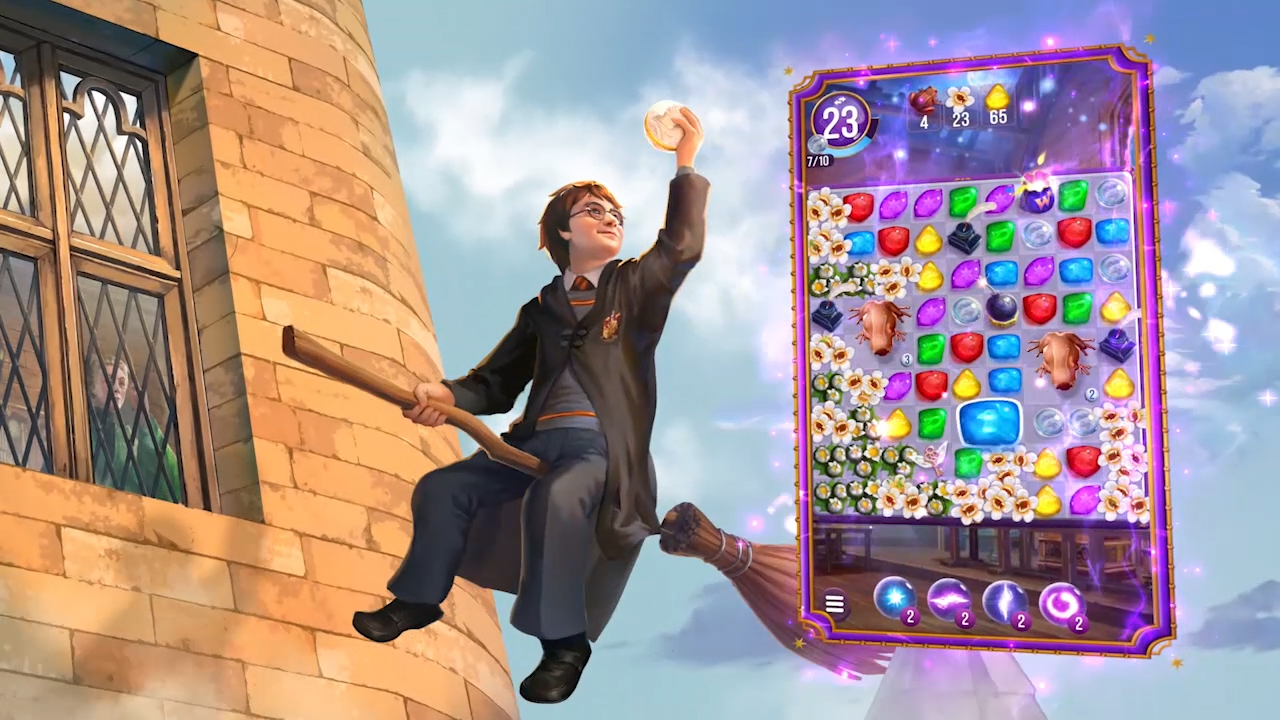 Harry Potter: Puzzles and Spells Walkthrough