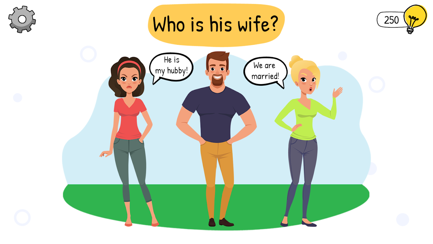 Who is? Brain Teaser and Riddles Walkthrough