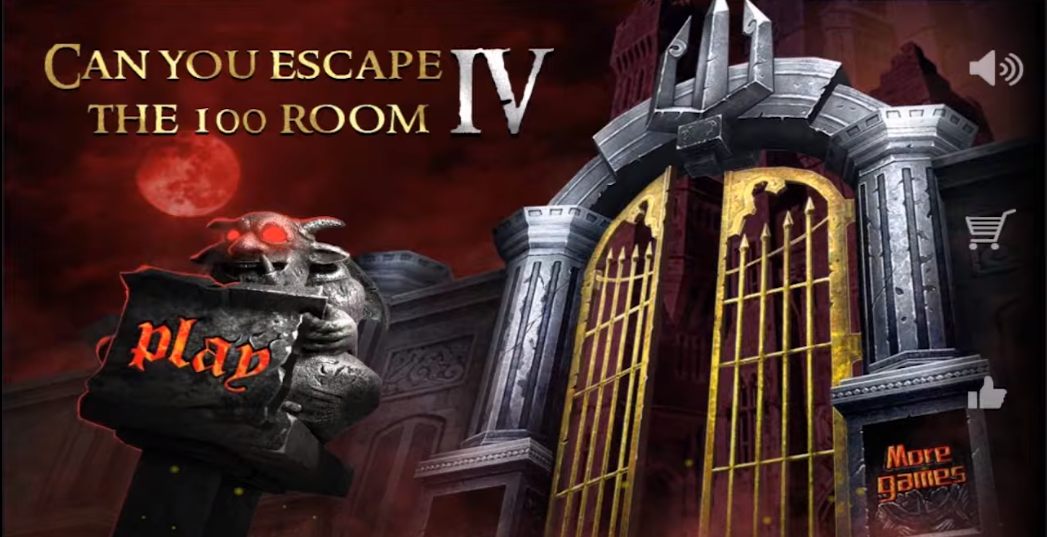 Can You Escape the 100 Room IV Walkthrough