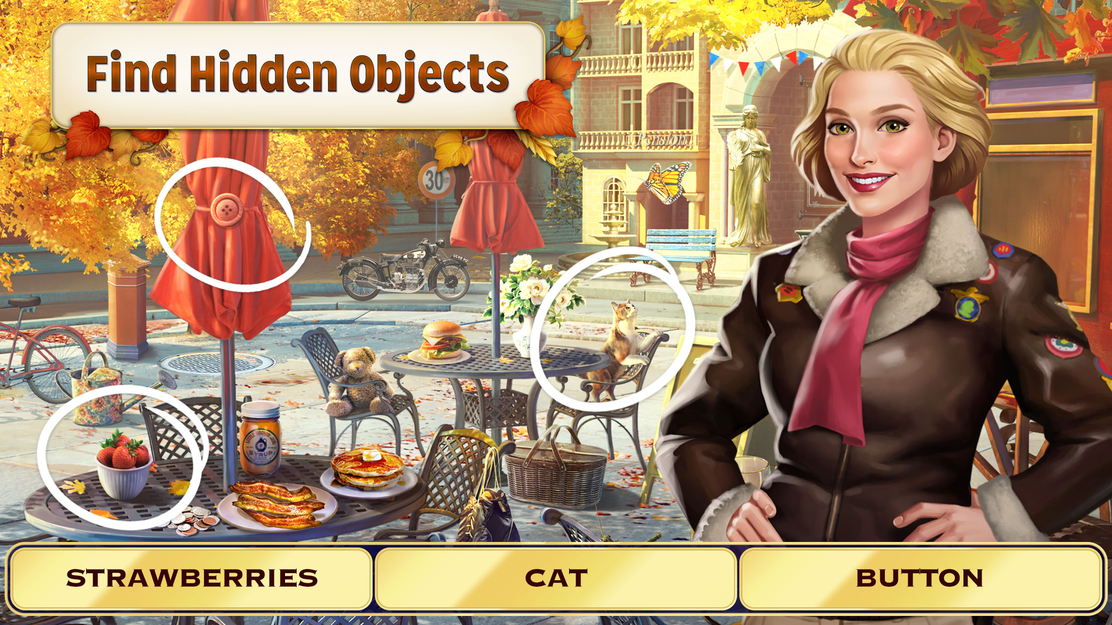 Pearl's Peril: Hidden Object Game Walkthrough