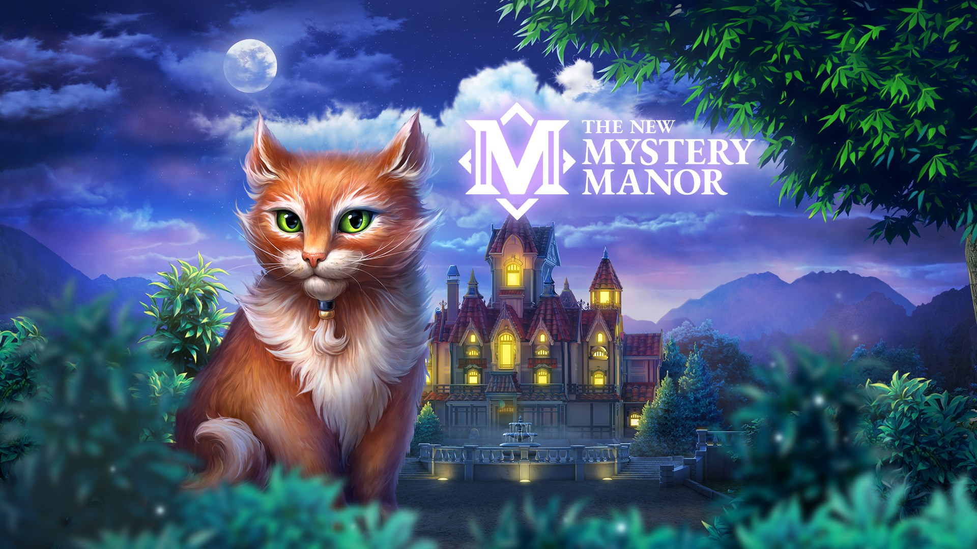 Mystery Manor: Hidden Objects Walkthrough