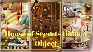 House of Secrets Hidden Object Walkthrough