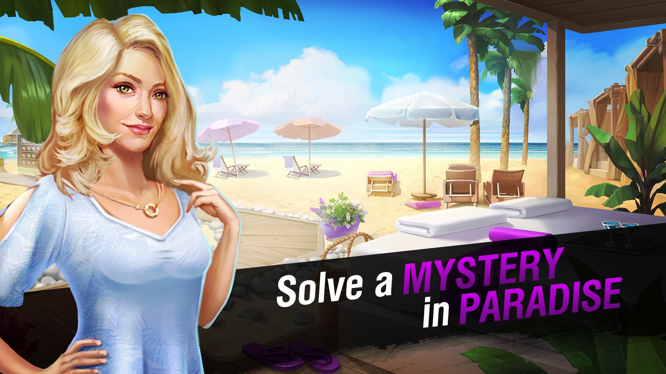 Adventure Escape Mysteries: Paradise Mystery Walkthrough