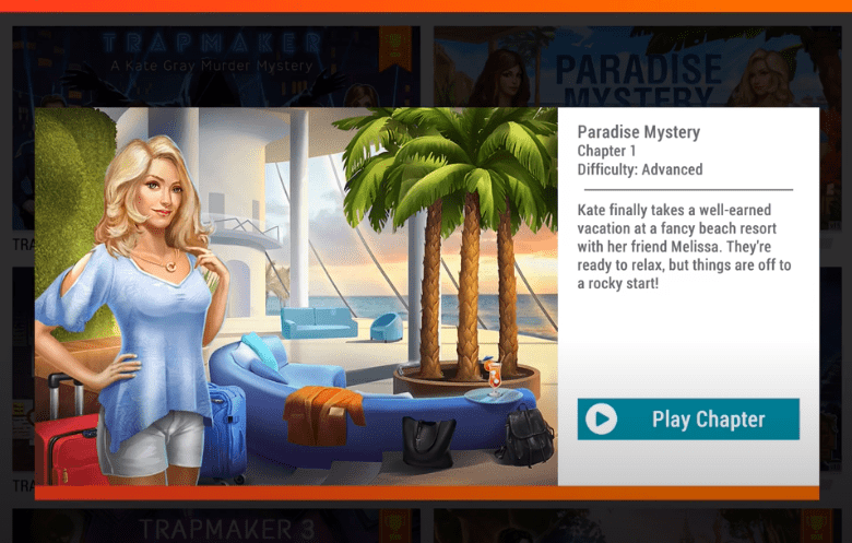 Adventure Escape Mysteries: Paradise Mystery Chapter 1 Walkthrough