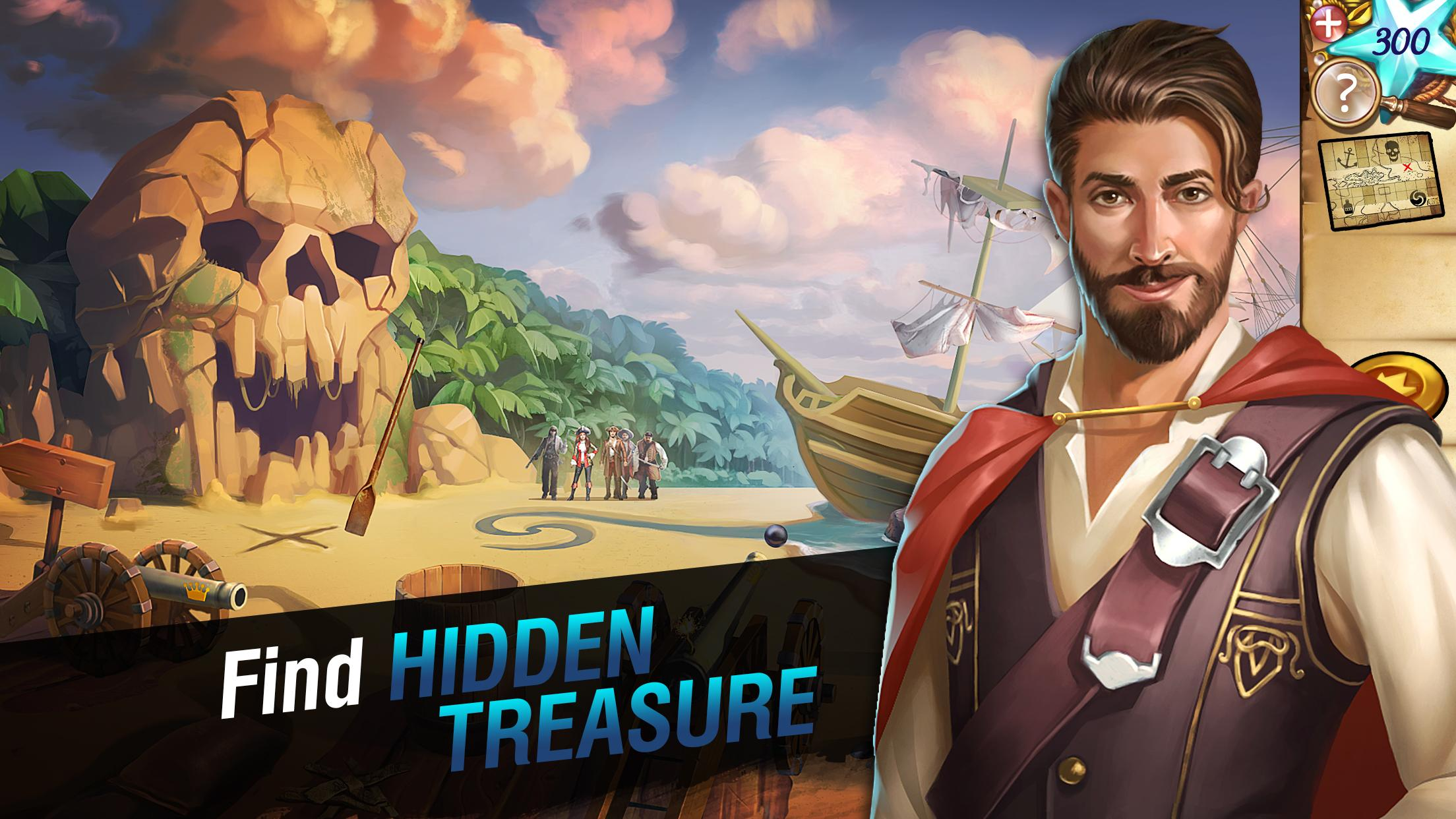 Adventure Escape Mysteries: Pirate's Treasure Walkthrough