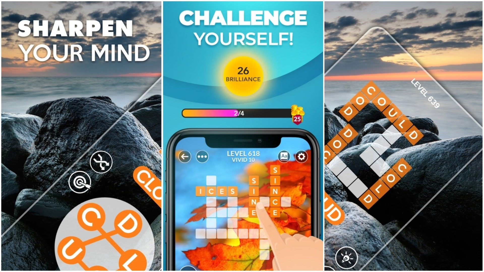Wordscapes Daily Puzzle April 28 2021 Answers