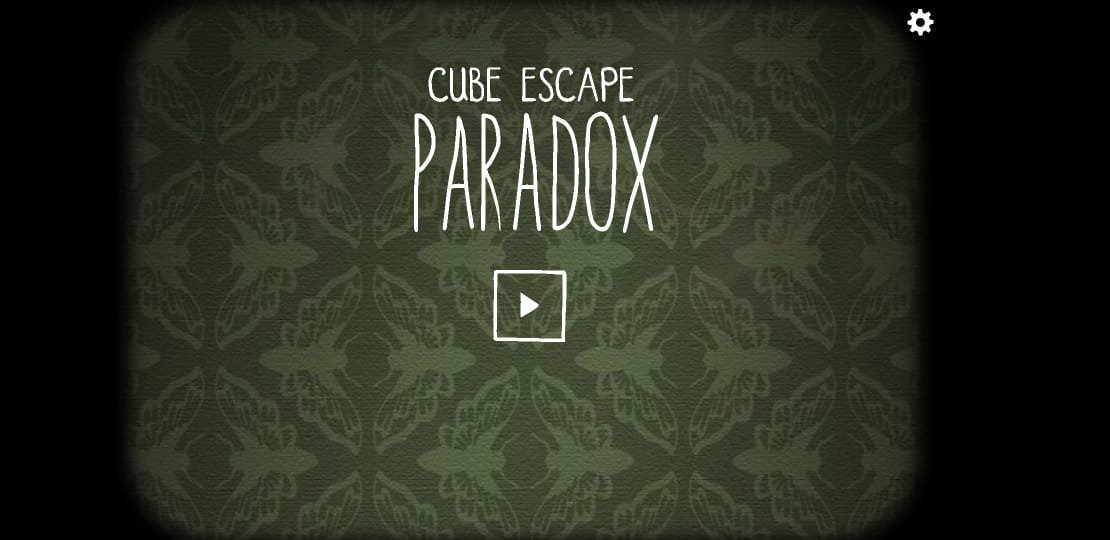 Cube Escape Paradox Walkthrough