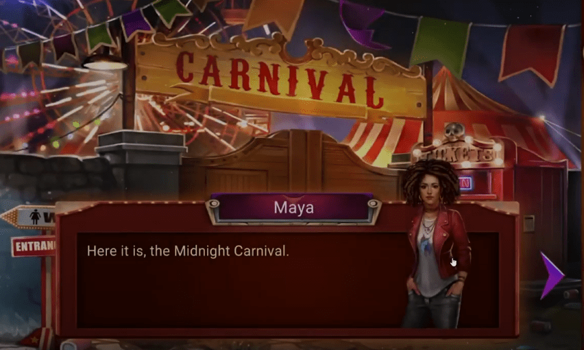 Adventure Escape Mysteries: Midnight Carnival Walkthrough