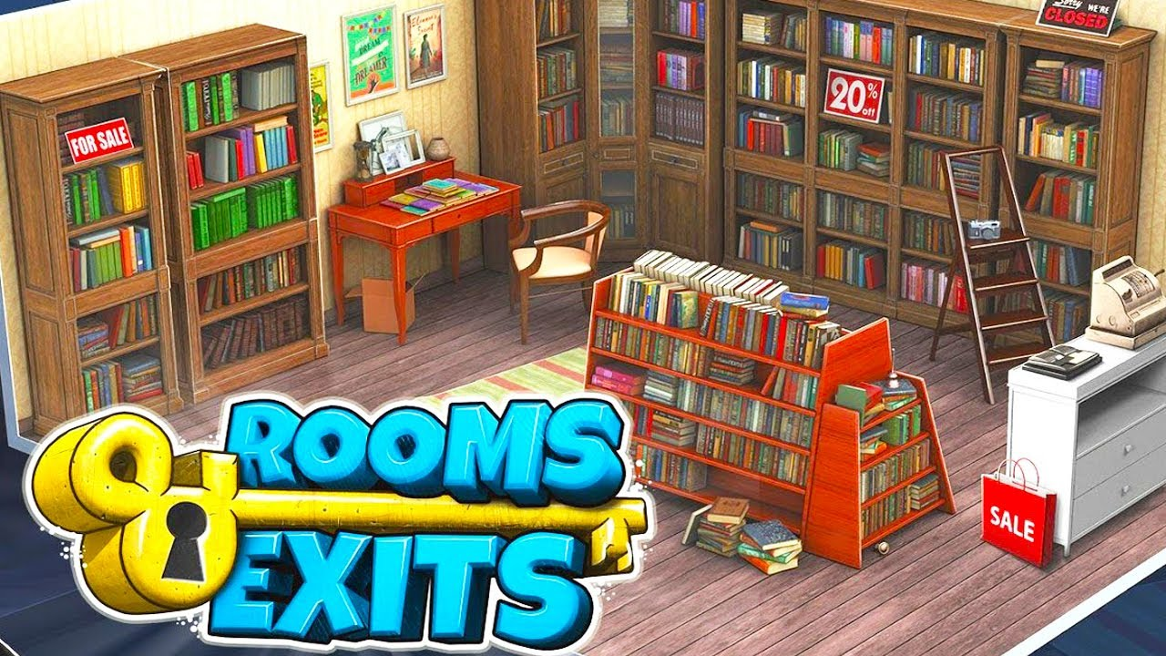 Rooms and Exits Level 7 Walkthrough