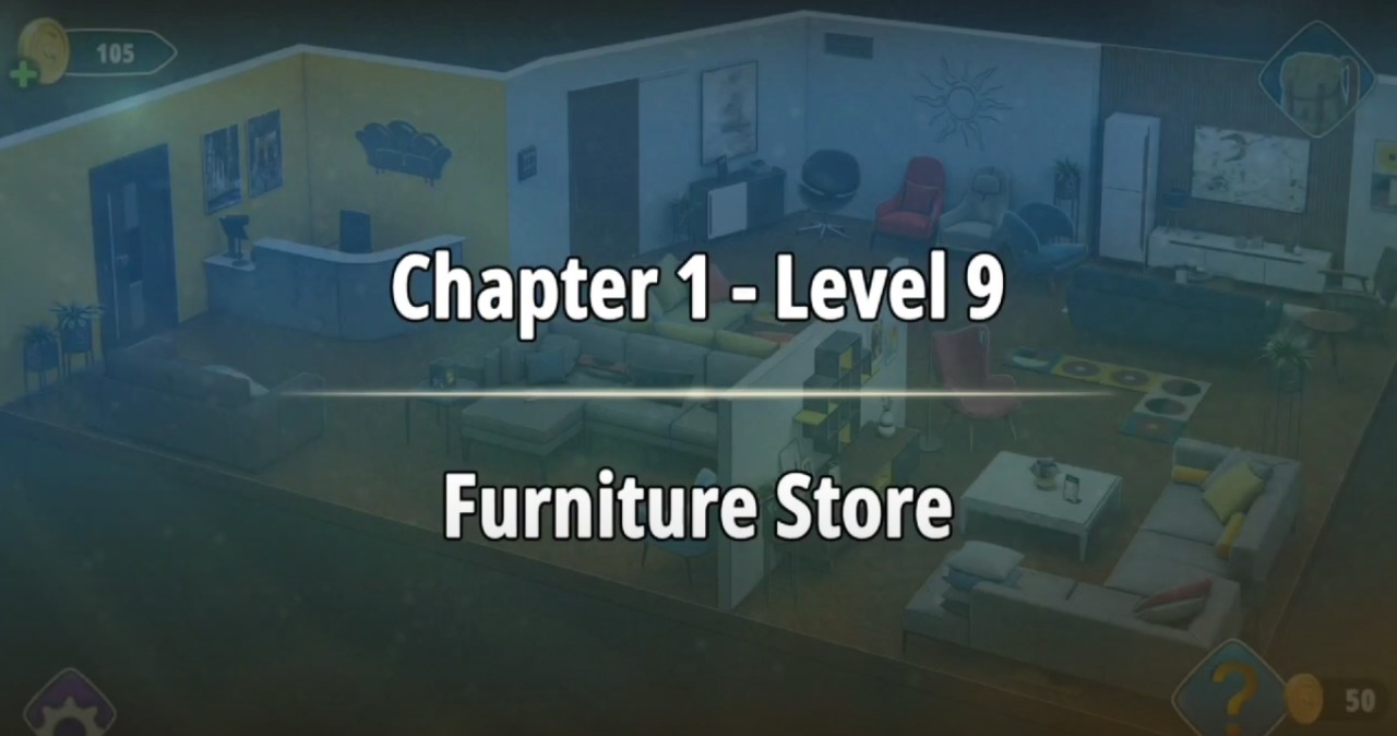 Rooms and Exits Level 9 Walkthrough