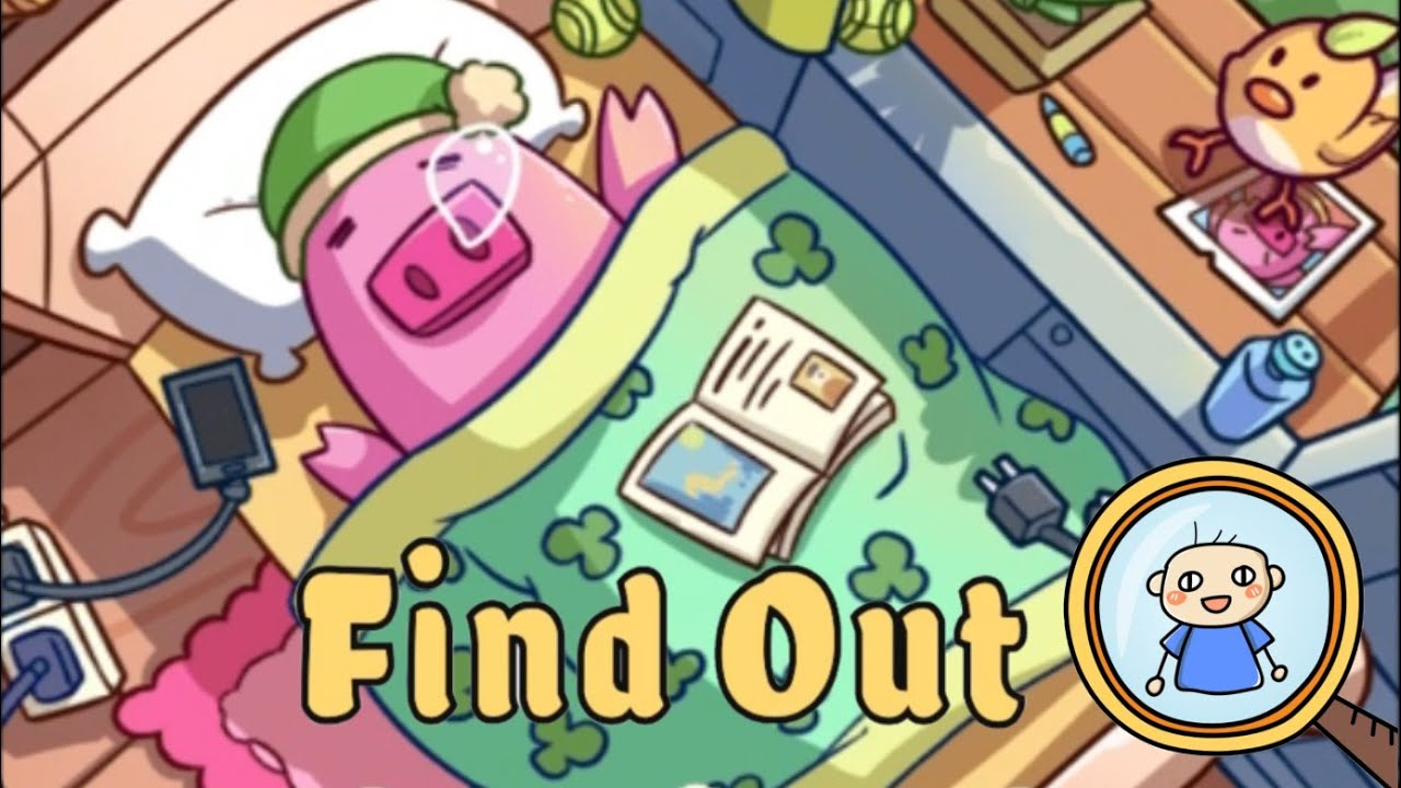 Find Out Chapter 2 Walkthrough – All Levels Solved