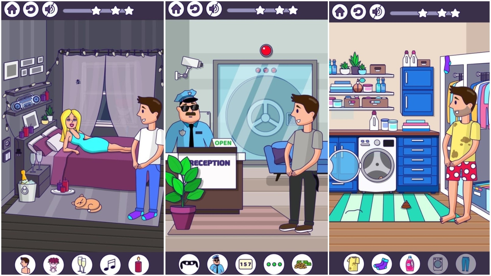 Brain Puzzle: Tricky Riddles and Puzzles Game Walkthrough