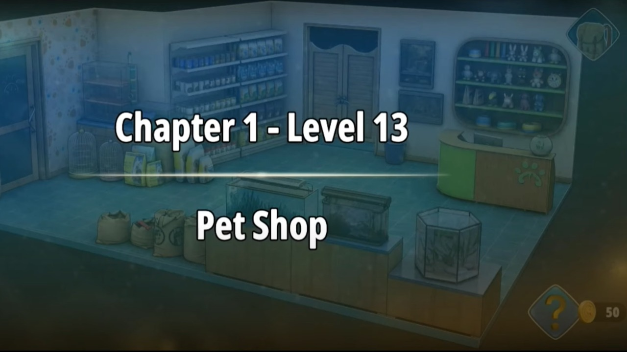 Rooms and Exits Level 13 Walkthrough
