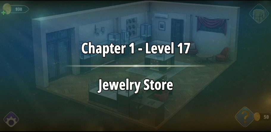 Rooms and Exits Chapter 17 Walkthrough