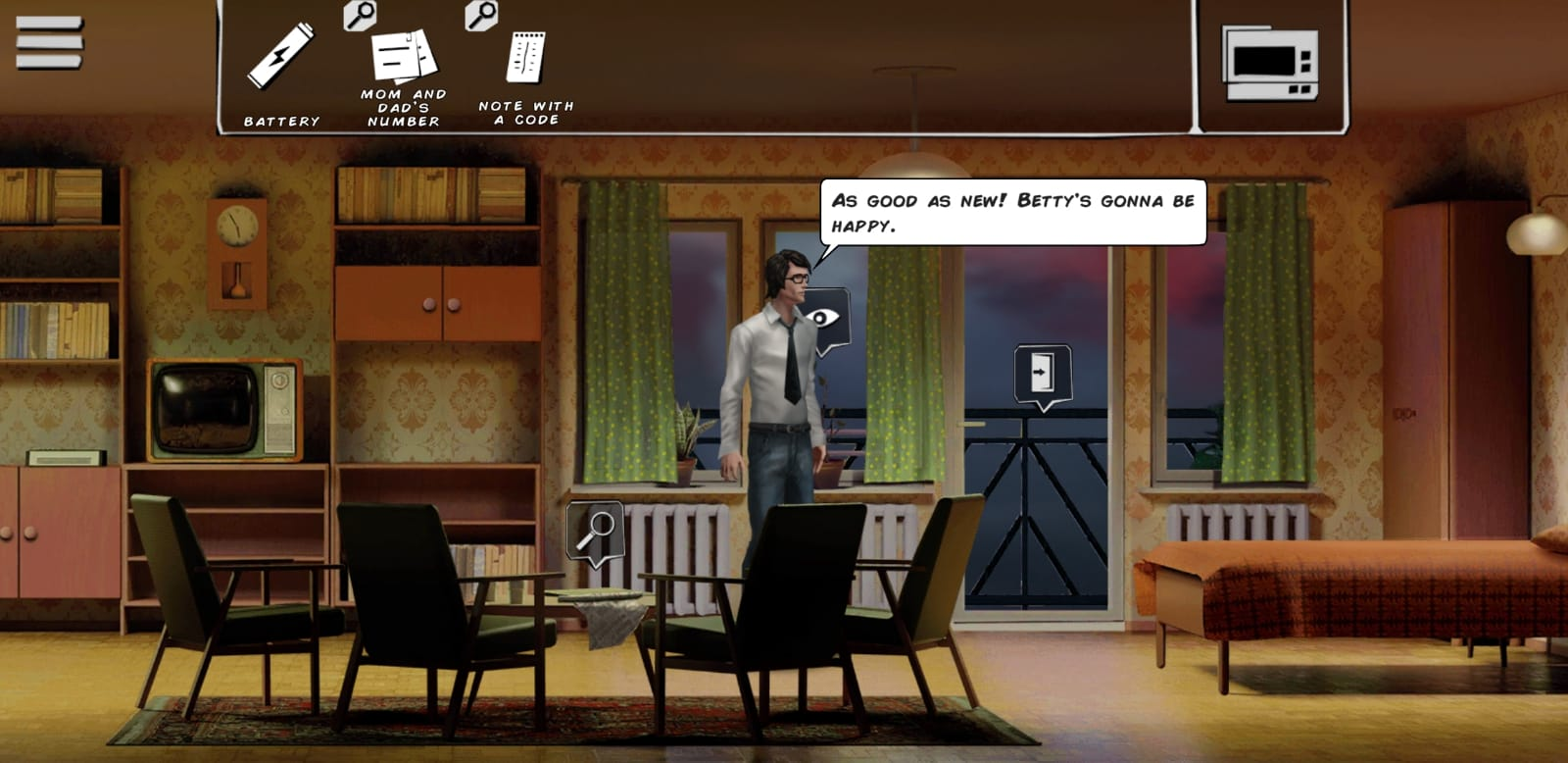 Unholy Adventure: Point and Click Story Game Walkthrough