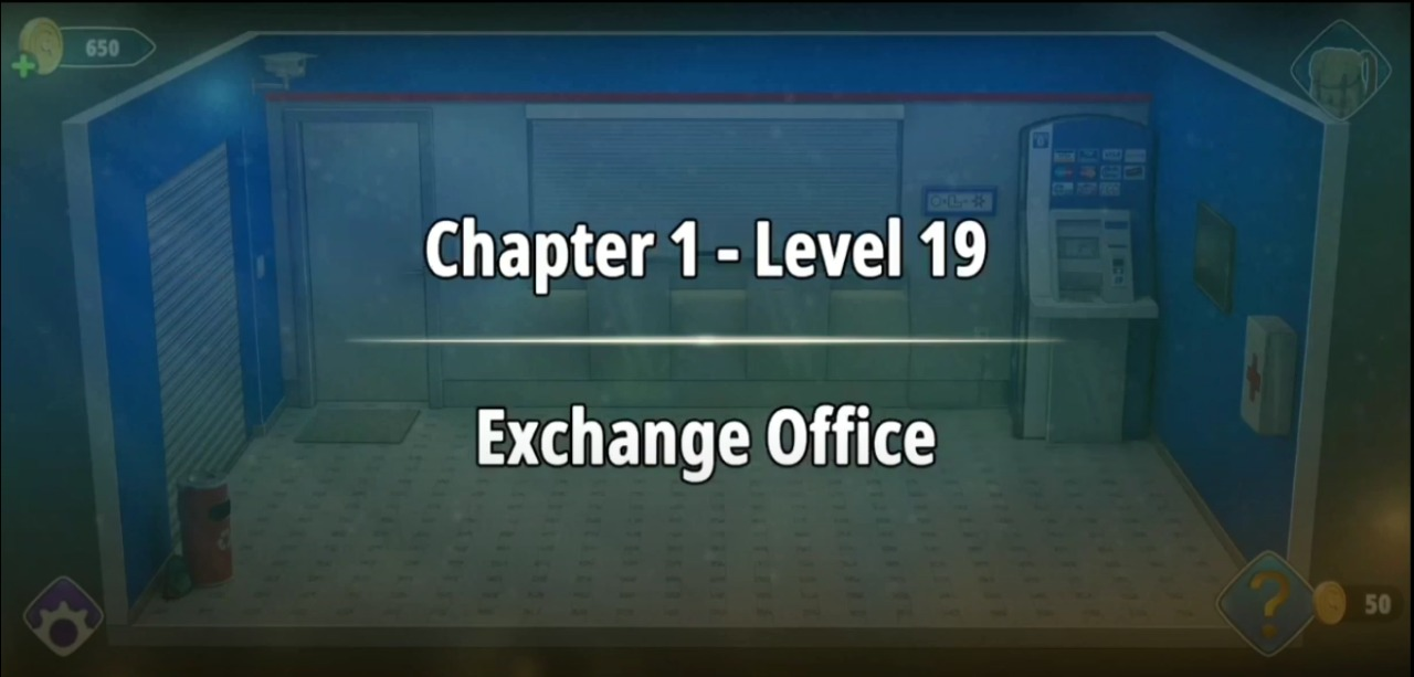 Rooms and Exits Level 19 Walkthrough
