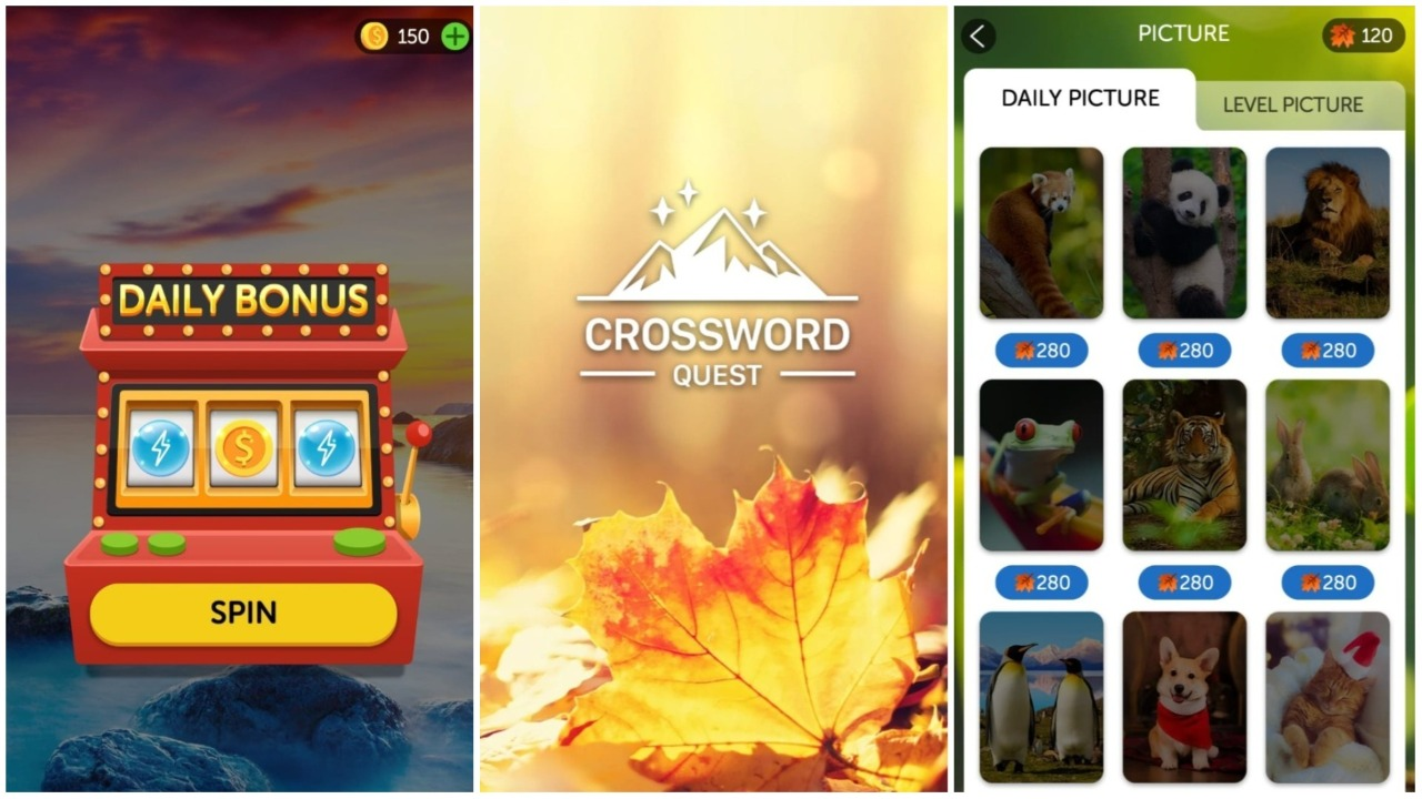 Crossword Quest Level 951 to 1000 Answers