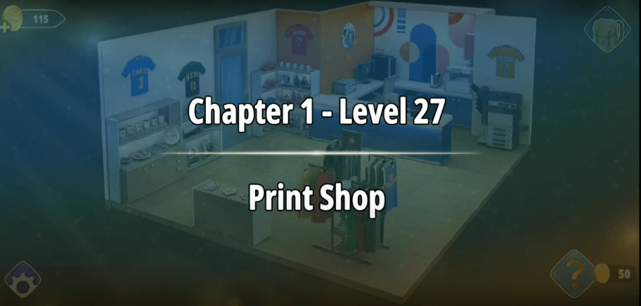 Rooms and Exits Level 27 Walkthrough