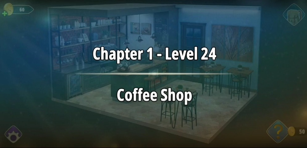 Rooms and Exits Level 24 Walkthrough